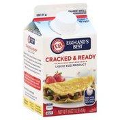 Eggland's Best Liquid Egg Product, Cracked & Ready