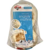 Hannaford 100 Calorie English Muffins