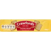 Crawfords Biscuits, Custard Creams