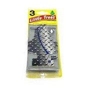 Little Trees Air Freshener, Pure Steel