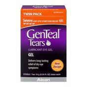 GenTeal Tears Lubricant Eye Gel Severe Dry Eye Symptom Relief - 2 PK