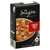 Imagine Miso Soup, Ginger