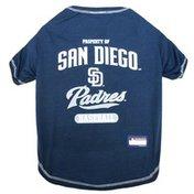 Pets First MLB San Diego Padres Large Dog Tee Shirt