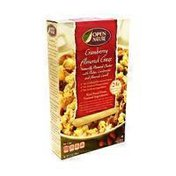 Open Nature Cranberry Almond Craze Cereal