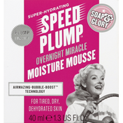 Soap & Glory Moisture Mousse, Overnight Miracle