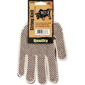 Brahma Gloves, String Knit, Large