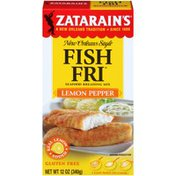 Zatarain's®  Lemon Pepper Fish Fri