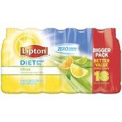 Lipton Diet Iced Green Tea with Citrus