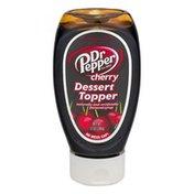 Dr Pepper Dessert Topper Cherry