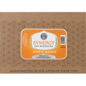 GTs Synergy Mystic Mango Kombucha Drink (Case)