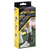 Futuro Ankle Stabilizer, Performance, Adjustable, Firm Support