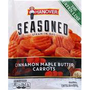 Hanover Carrots, Cinnamon Maple Butter