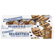Entenmann's Chocolate Chip Donuts
