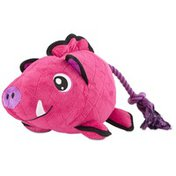 Leaps & Bounds Large Playtime Pal Tough Boar Dog Toy