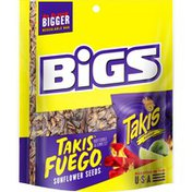 BiGS Takis Fuego Sunflower Seeds