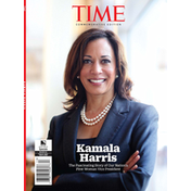 Time Magazine, Kamala Harris, July 5, 2021