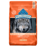 Blue Buffalo Wilderness Chicken Large-Breed Adult Dry Dog Food