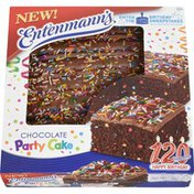 Entenmann's Chocolate Party Iced Cake