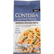 Contessa Mushroom & Asparagus Risotto Entree