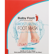 Baby Foot Foot Mask, Moisturizing, Unscented