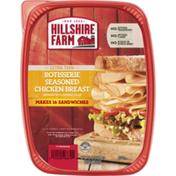 Hillshire Farm Ultra Thin Sliced Lunchmeat, Rotisserie Seasoned Chicken Breast,