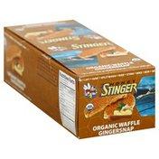 Honey Stinger Waffle, Organic, Gingersnap