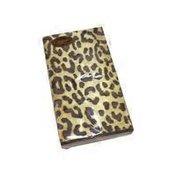 Caspari Zanzibar Leopard Paper Guest Towels & Buffet Napkins