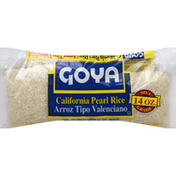 Goya Rice, California Pearl