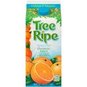 Tree Ripe Premium Calcium & Vitamins Orange Juice