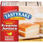 Tastykake Banana Kreamie Juniors