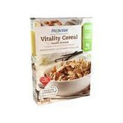 Fit & Active Vanilla Almond Vitality Cereal