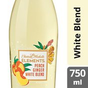 Chateau Ste. Michelle Elements Peach Ginger White Wine