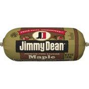 Jimmy Dean Premium Pork Maple Breakfast Sausage Roll