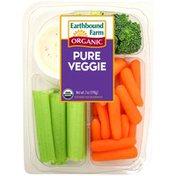 Earthbound Farms Organic Pure Veggie Snack