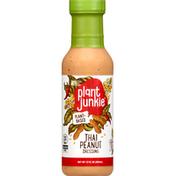 Plant Junkie Dressing, Thai Peanut