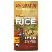 Lotus Foods Rice, Organic, Madagascar Pink
