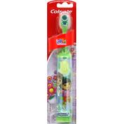 Colgate Toothbrush, Powered, Extra Soft, Dora the Explorer