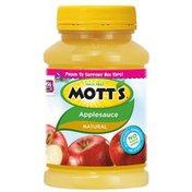 Mott's Applesauce Natural