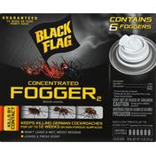 Black Flag Fogger2, Concentrated, 6 Pack