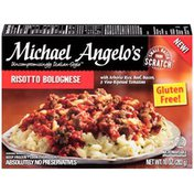 Michael Angelo's Risotto Bolognese