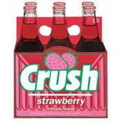 Crush Soda, Strawberry