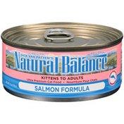 Natural Balance Salmon Formula Ultra Premium Cat Food