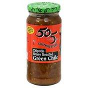 505 Southwestern Green Chile, Medium, Chipotle, Honey Roasted