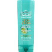 Garnier Fructis Conditioner, Fortifying, With Apple Extract & Ceramide