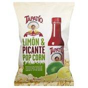 Tapatio Popcorn, Lime & Picante, Medium Sauce