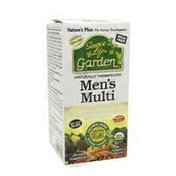 Nature's Plus Source of Life Garden Men's Multi-Vitamins