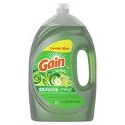 Gain Ultra Dishwashing Liquid Dish Soap, Original