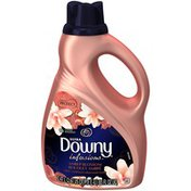 Downy Ultra Infusions Liquid Fabric Conditioner Fabric Softener, Amber Blossom