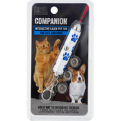 Companion Interactive Laser Toy for Cats and Dogs