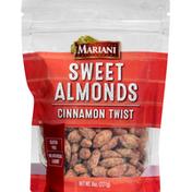 Mariani Sweet Almonds, Cinnamon Twist